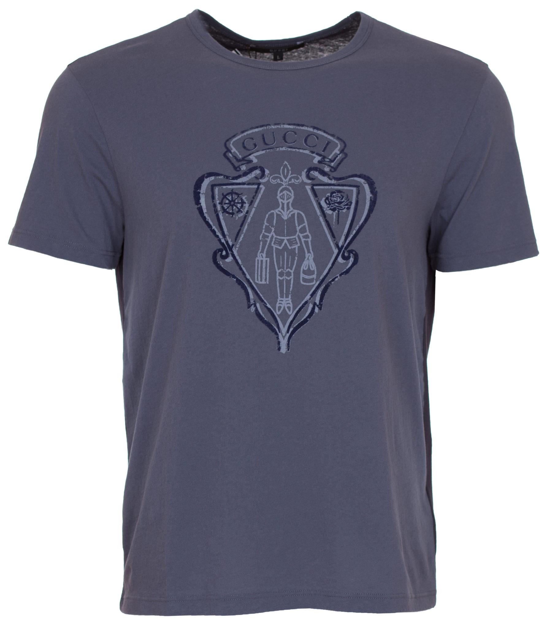 d7cb234ac Mens Navy Gucci Polo Shirt | Toffee Art