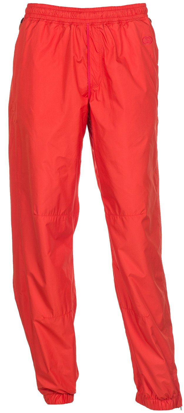 3a540dce5 Gucci Men's Red GG Nylon Track Sport Pants
