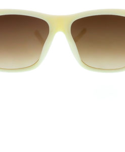 63642dde2cc Gucci Women s White Frame GG 3718 S 0JIS Ivory Gold Bone Square Sunglasses