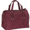 www.couturepoint.com-dsquared2-bordeaux-suede-bauletto-hobo-tote-bag