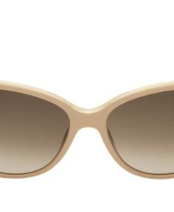 d3e4e10731 Gucci Women s Ivory GG 3692 S Brown Lens Gold Plated Diamantissima ...