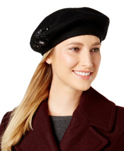 4be619e8 Beret - COUTUREPOINT