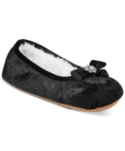 ebaa053ebcf Flats. INC International Concepts Women s Silver Faux Fur Loafer Slippers  Shoes.  29.50  11.95. -59%. Add to Wishlist loading